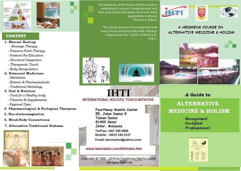 Holistic Medicine Certification