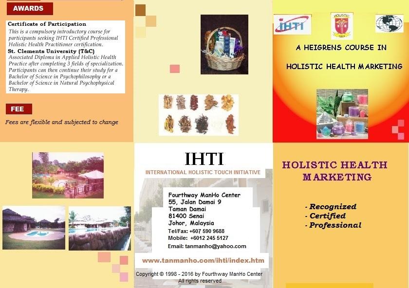 Holistic Health Marketing